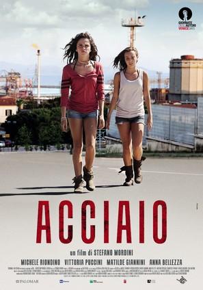 Acciaio - Italian Movie Poster (thumbnail)