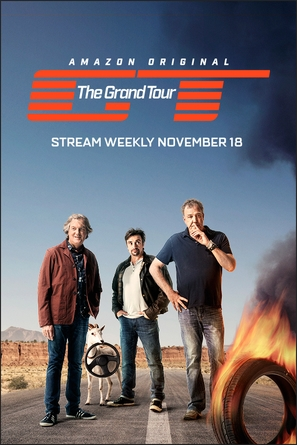 """The Grand Tour"" - Movie Poster (thumbnail)"