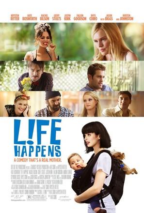 L!fe Happens - Movie Poster (thumbnail)