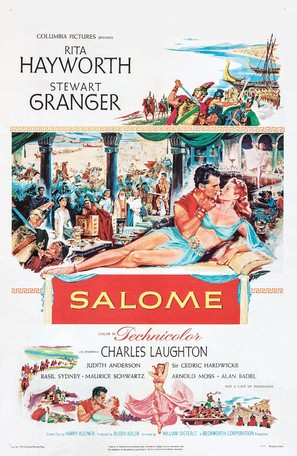 Salome - Theatrical movie poster (thumbnail)