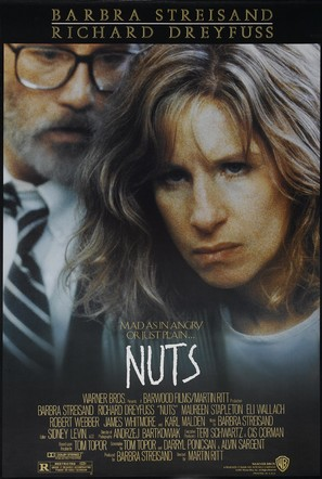 Nuts - Movie Poster (thumbnail)