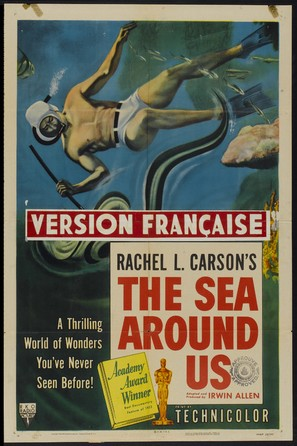 The Sea Around Us - Movie Poster (thumbnail)