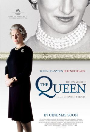 The Queen - British Movie Poster (thumbnail)