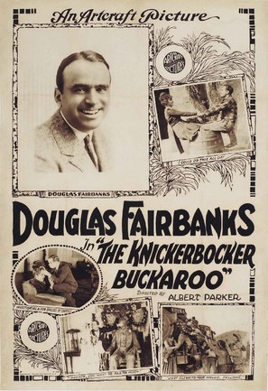 The Knickerbocker Buckaroo - Movie Poster (thumbnail)