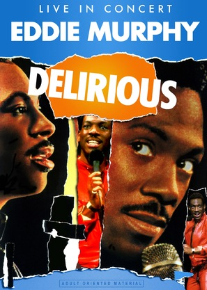 Delirious - DVD cover (thumbnail)