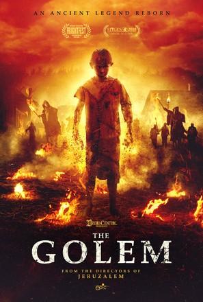 The Golem - Movie Poster (thumbnail)
