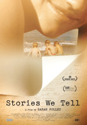 Stories We Tell - Canadian Movie Poster (thumbnail)