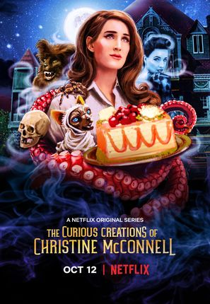 """The Curious Creations of Christine McConnell"""