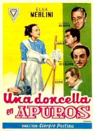 Cameriera bella presenza offresi... - Spanish Movie Poster (thumbnail)