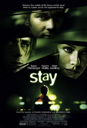 Stay - Movie Poster (thumbnail)