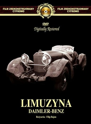 Limuzyna Daimler-Benz - Polish Movie Cover (thumbnail)