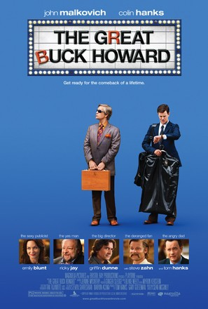 The Great Buck Howard - Movie Poster (thumbnail)