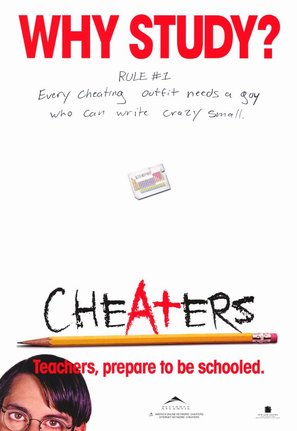 Cheaters - Canadian Movie Poster (thumbnail)