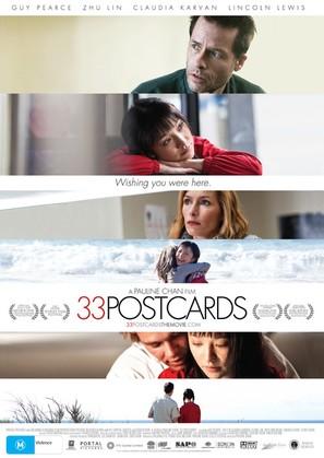 33 Postcards - Australian Movie Poster (thumbnail)