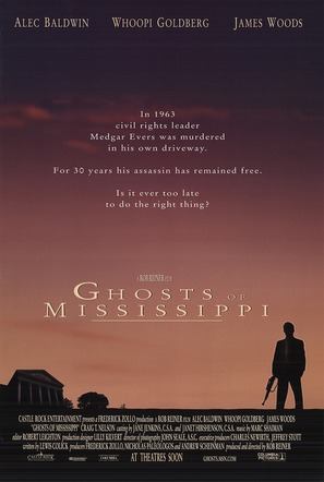 Ghosts of Mississippi - Movie Poster (thumbnail)