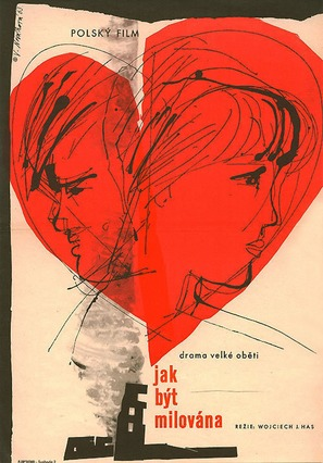 Jak byc kochana - Polish Movie Poster (thumbnail)