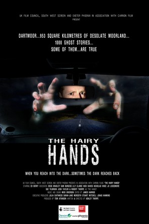 The Hairy Hands - British Movie Poster (thumbnail)