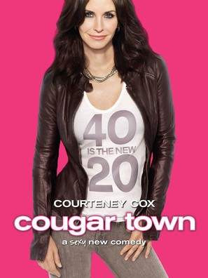 """Cougar Town"" - Movie Poster (thumbnail)"