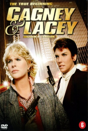 """Cagney & Lacey"" - German Movie Cover (thumbnail)"