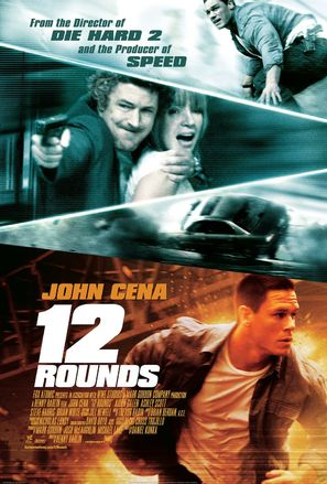 12 Rounds - Movie Poster (thumbnail)
