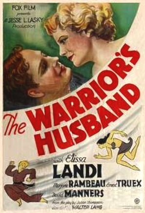 The Warrior's Husband - Movie Poster (thumbnail)