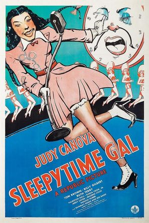 Sleepytime Gal - Movie Poster (thumbnail)