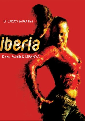 Iberia - Turkish Movie Poster (thumbnail)