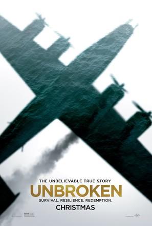 Unbroken - Movie Poster (thumbnail)