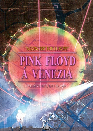 Pink Floyd in Venice - Movie Cover (thumbnail)