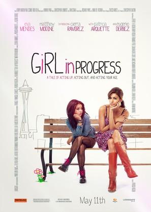 Girl in Progress - Movie Poster (thumbnail)