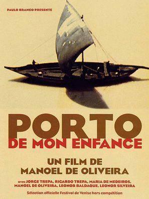 Porto da Minha Infância - French poster (thumbnail)