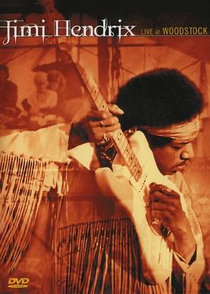 Jimi Hendrix: Live at Woodstock - poster (thumbnail)