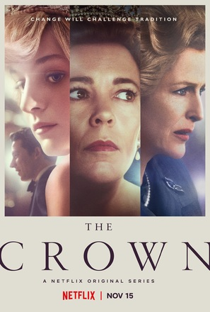 """""""The Crown"""" - Movie Poster (thumbnail)"""