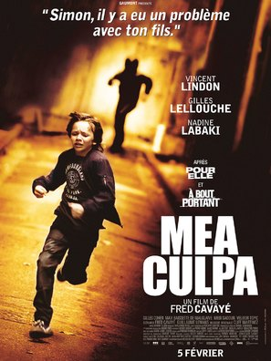 Mea Culpa - French Movie Poster (thumbnail)