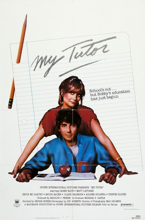 My Tutor - Movie Poster (thumbnail)