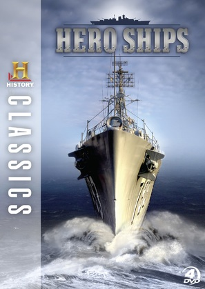 """Hero Ships"" - DVD cover (thumbnail)"