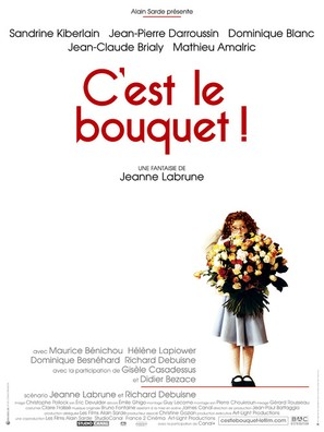 C'est le bouquet! - French Movie Poster (thumbnail)