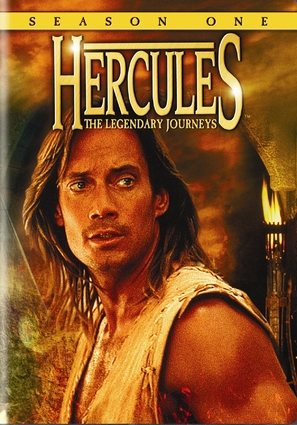"""Hercules: The Legendary Journeys"" - DVD movie cover (thumbnail)"
