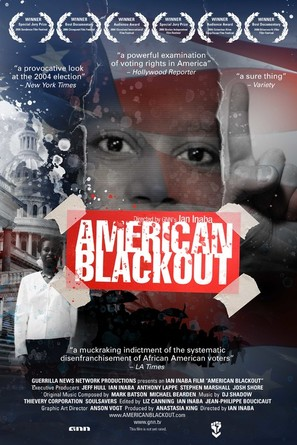 American Blackout - Movie Poster (thumbnail)