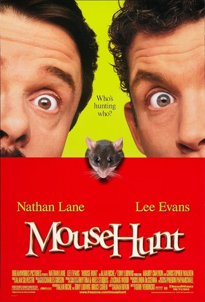 Mousehunt - Movie Poster (thumbnail)