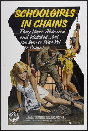 Schoolgirls in Chains - Movie Poster (thumbnail)