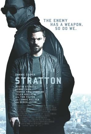 Stratton - British Movie Poster (thumbnail)