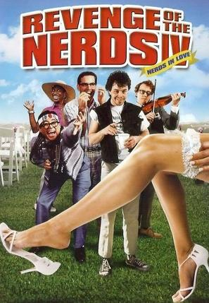 Revenge of the Nerds IV: Nerds in Love - DVD movie cover (thumbnail)