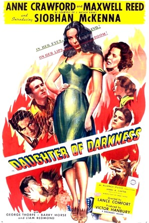 Daughter of Darkness - British Movie Poster (thumbnail)