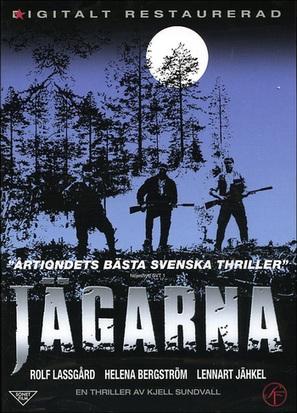 Jägarna - Swedish Movie Cover (thumbnail)