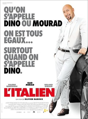 L'Italien - French Movie Poster (thumbnail)