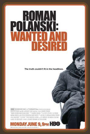 Roman Polanski: Wanted and Desired - Movie Poster (thumbnail)