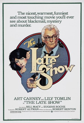 The Late Show - Movie Poster (thumbnail)