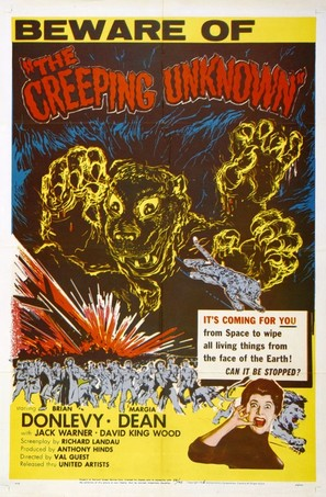 The Quatermass Xperiment - Movie Poster (thumbnail)