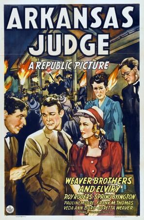 Arkansas Judge - Movie Poster (thumbnail)